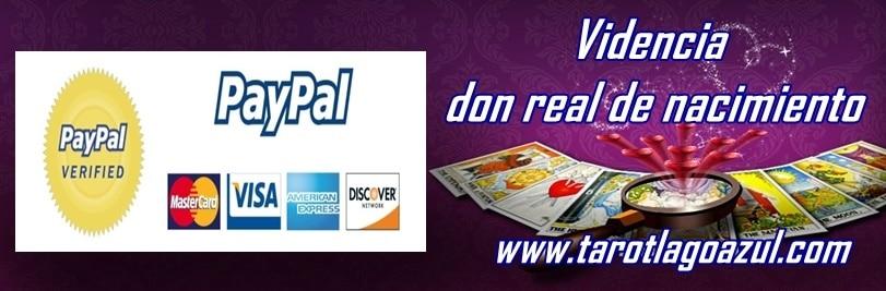 Tarot con Paypal